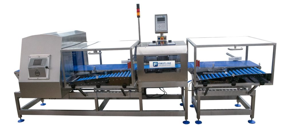 New Loma checkweigher machine for sale